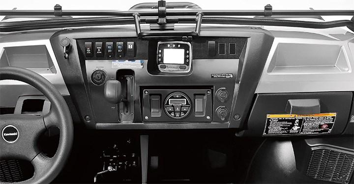 Audio System detail photo 3