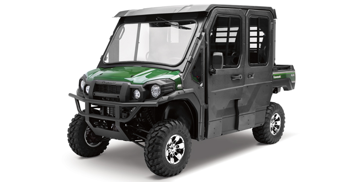 Hard Cab Enclosure Roof and Frame detail photo 1