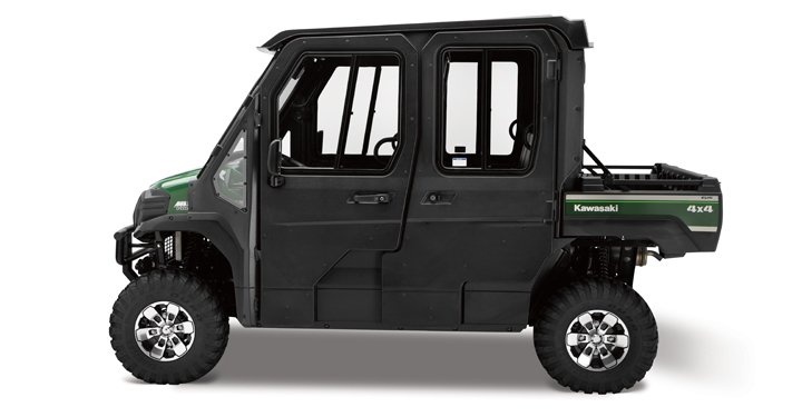 Hard Cab Enclosure Roof and Frame detail photo 3