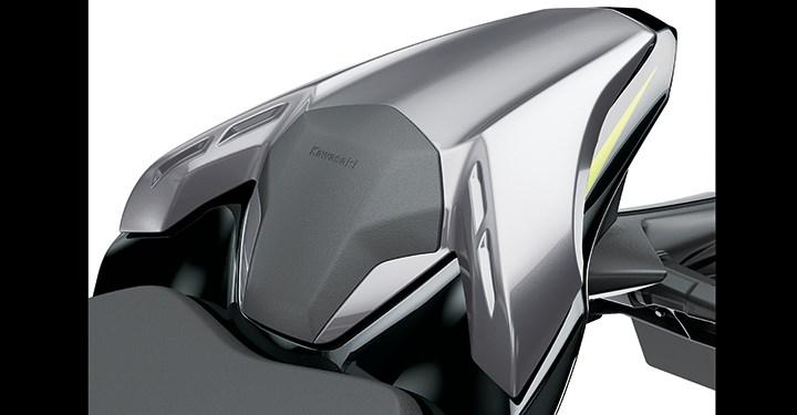 Solo Seat Cowl Assembly, Metallic Graphite Gray detail photo 1