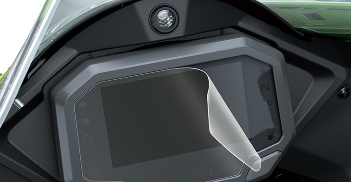 Meter Cover, Scratch Resistant Film detail photo 4