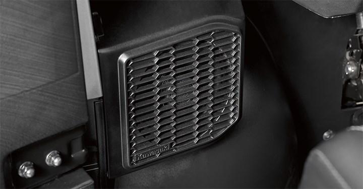 Audio System detail photo 5