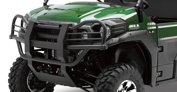 Brush Guard detail photo 1