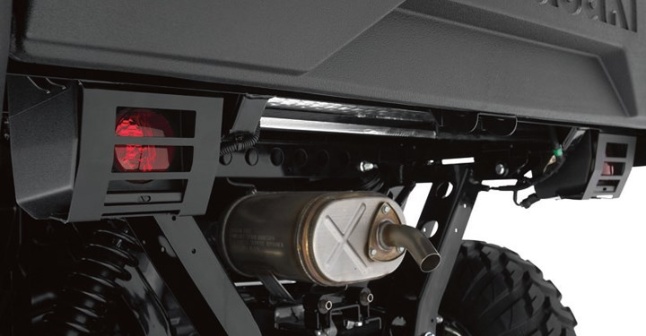 Tail Light Guard Set detail photo 3