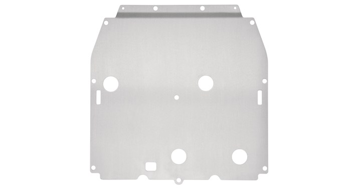 Skid Plate, Front detail photo 1
