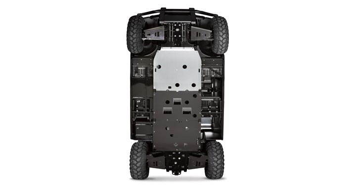 Skid Plate, Front detail photo 2