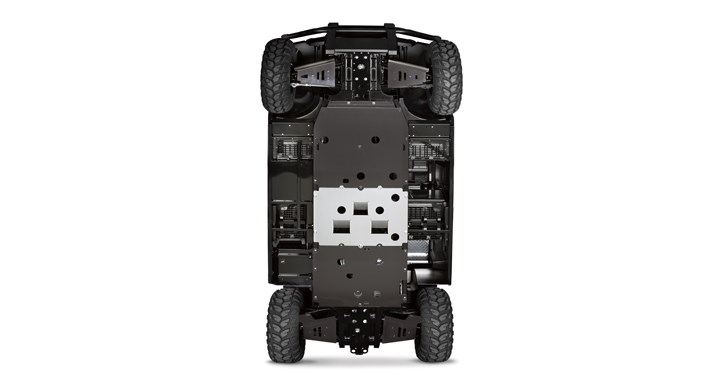 Skid Plate, Middle detail photo 2