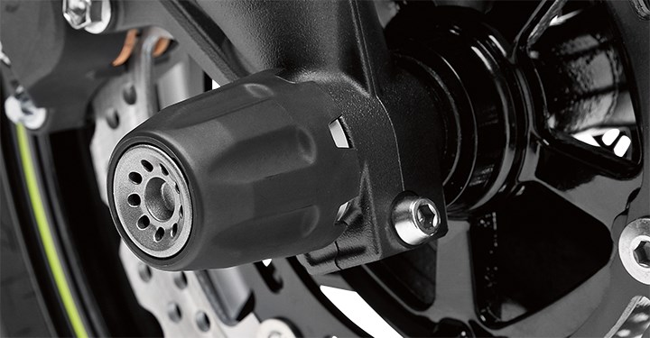 Front Axle Sliders detail photo 3