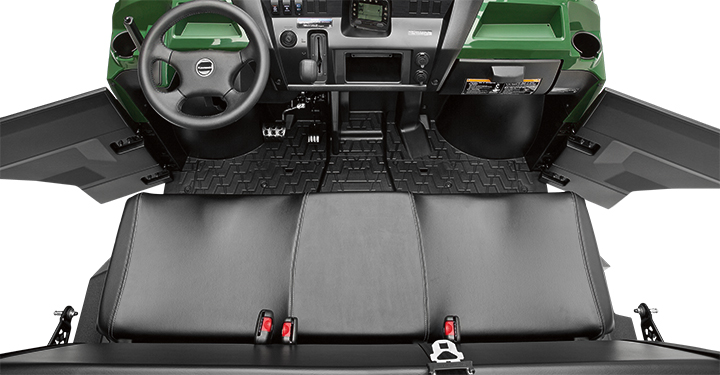 Contoured Front Seat detail photo 3