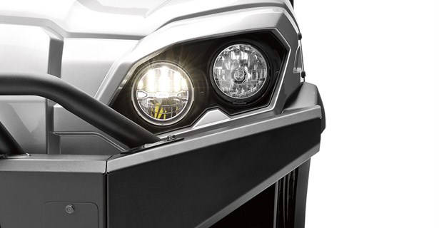 LED Headlight Set detail photo 1