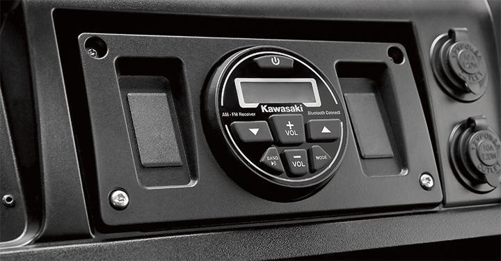 Audio System detail photo 1