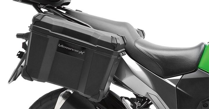 17 Litre Hard Saddlebag Set detail photo 1