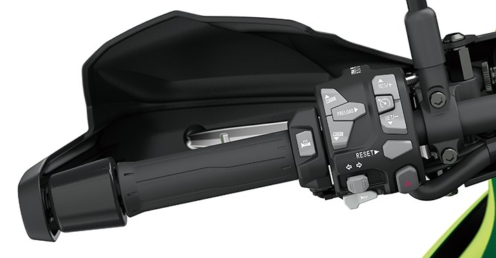 Grip Heater Kit detail photo 1