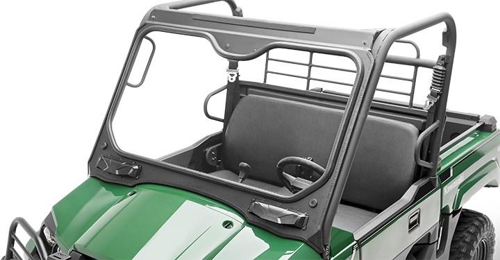 KQR Full Glass Windshield detail photo 1
