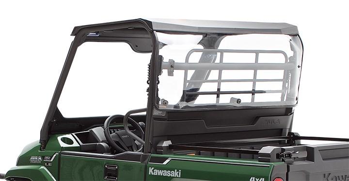 KQR Rear Panel, Polycarbonate detail photo 1