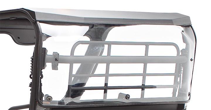 KQR Rear Panel, Polycarbonate detail photo 2