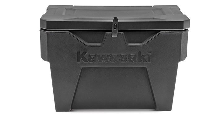 KQR Cargo Box detail photo 1