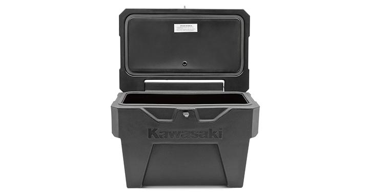KQR Cargo Box detail photo 2