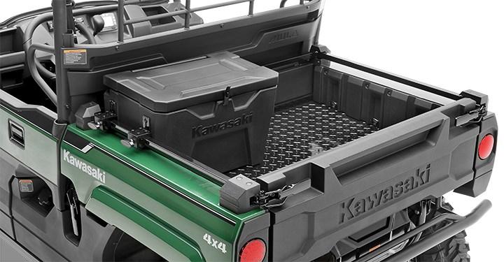 KQR Cargo Box detail photo 3