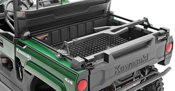 KQR Gun Mount For Kawasaki Gun Defender By ATV/UTV TEK detail photo 2