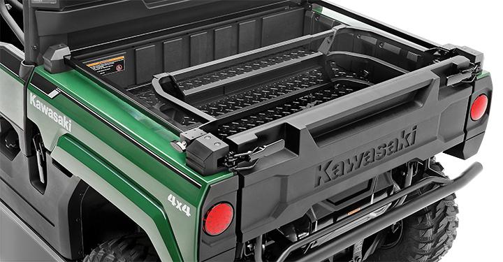 KQR Cargo Bed Extender/Divider detail photo 4