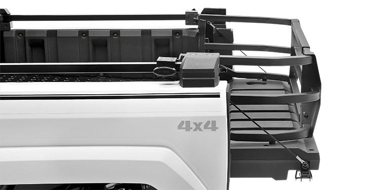 KQR Cargo Bed Extender/Divider detail photo 5