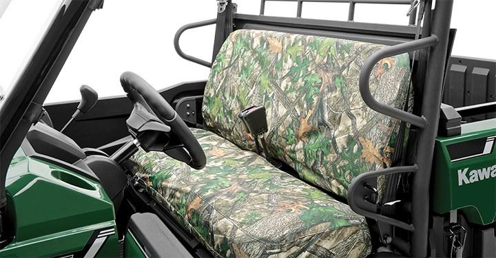 Seat Cover, TrueTimber HTC Green detail photo 1