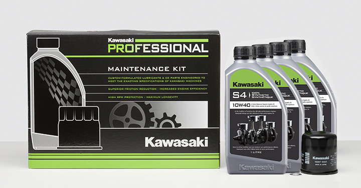 S4 Professional Maintenance Kit detail photo 1