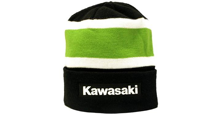 Kawasaki Striped Toque detail photo 1