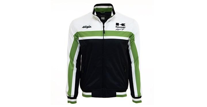 Kawasaki Ninja Racing Sublimated Jacket detail photo 1