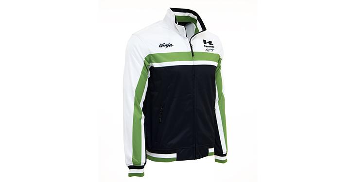 Kawasaki Ninja Racing Sublimated Jacket detail photo 2