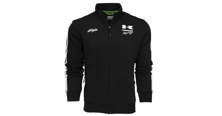 Kawasaki Ninja Racing Full Zip Sweatshirt detail photo 1