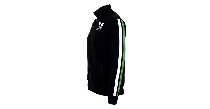 Kawasaki Ninja Racing Full Zip Sweatshirt detail photo 3