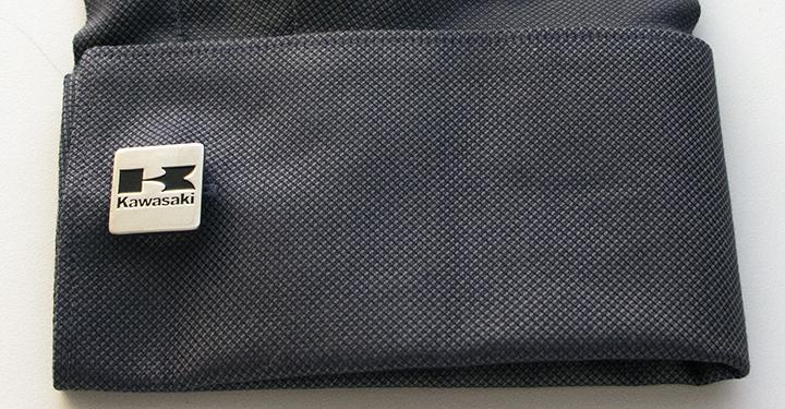 Boutons de manchette Kawasaki detail photo 1