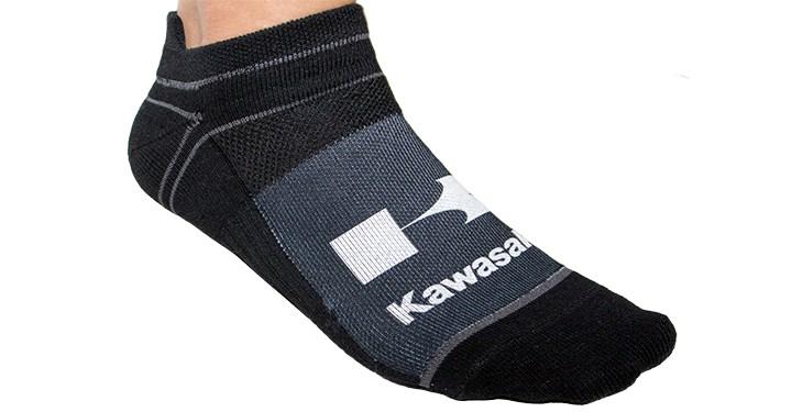 Kawasaki Performance Socks detail photo 1
