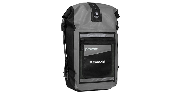 Kawasaki Projekt 30L Waterproof Backpack detail photo 1