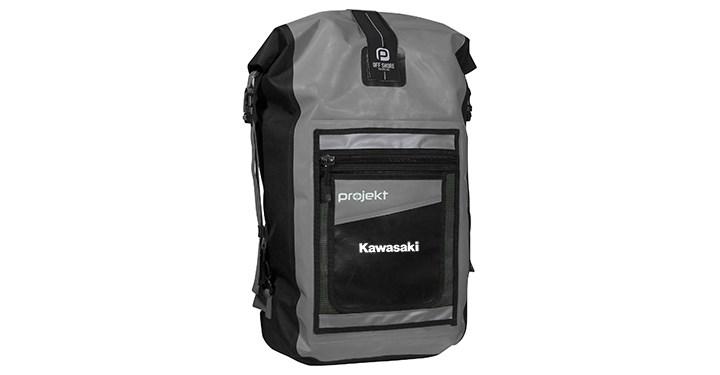 Sac à dos étanche Kawasaki Projekt de 30 L detail photo 1