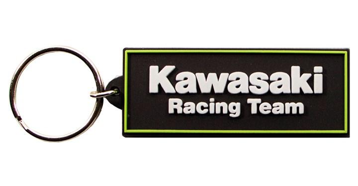 Porte clé Kawasaki Racing Team detail photo 1
