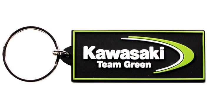 Porte clé Kawasaki Team Green detail photo 1