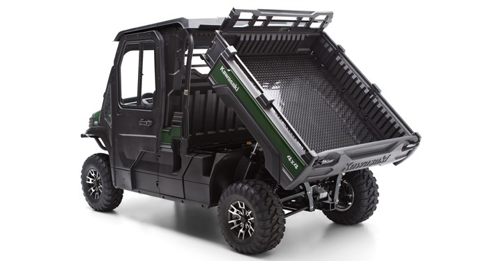 Cargo Bed Lift detail photo 2