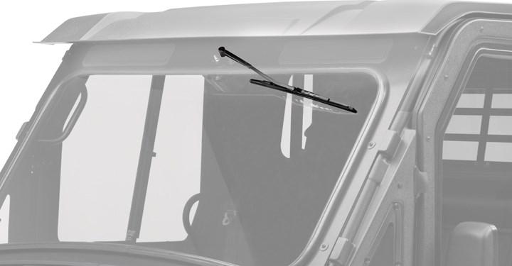 Windshield Wiper detail photo 2