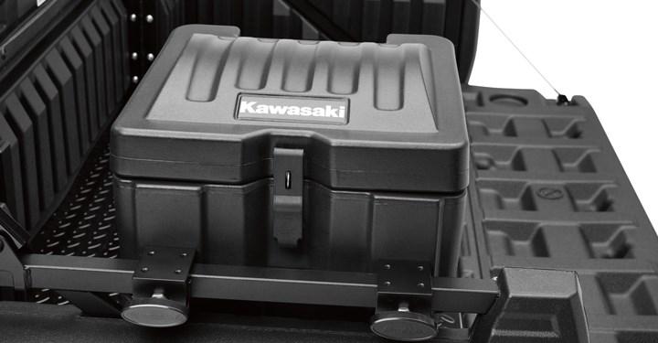 KQR Cargo Box detail photo 4