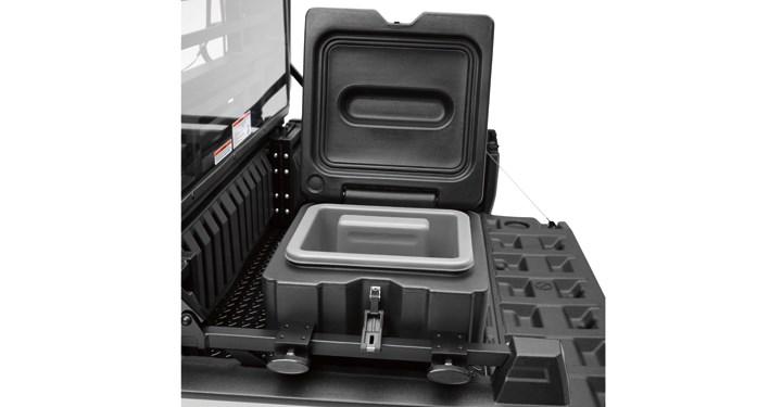 KQR Cargo Box detail photo 5