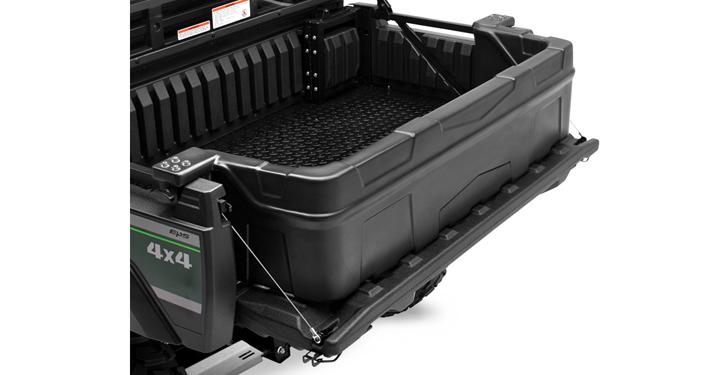KQR Cargo Bed Extender detail photo 1