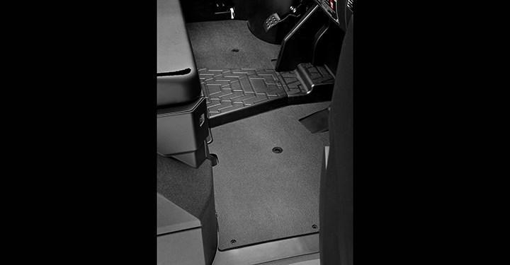 Floor Mat Set, Front detail photo 1