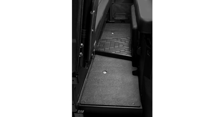 Floor Mat Set, Rear detail photo 1