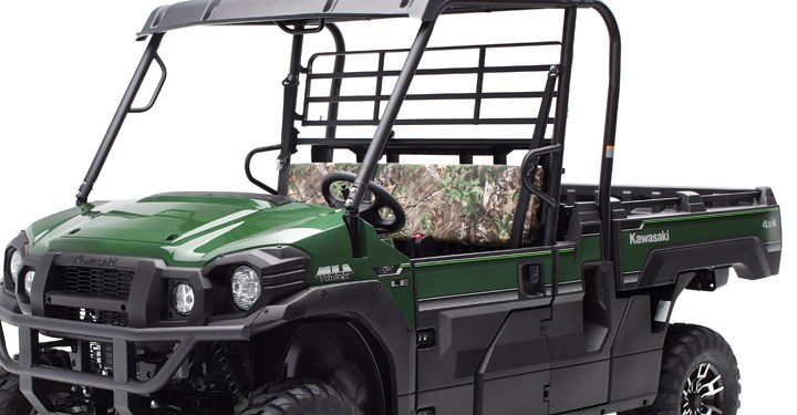 Seat Cover, Realtree Xtra Green detail photo 3