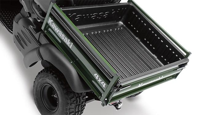 Cargo Bed Liner, Slip-Resistant detail photo 2