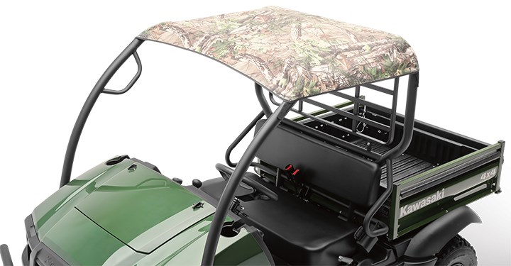 Soft Roof, Realtree Xtra Green detail photo 2