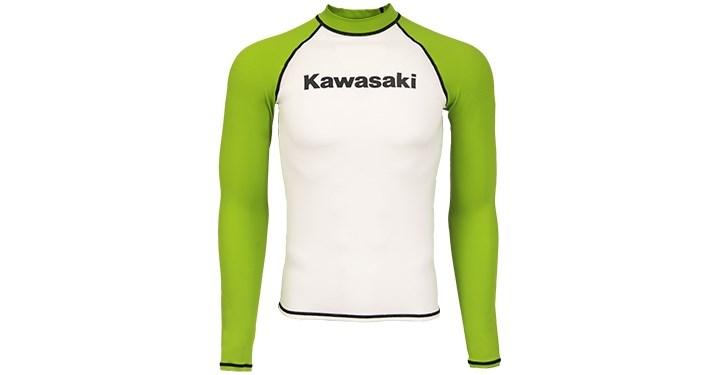Kawasaki Rashguard Shirt detail photo 1
